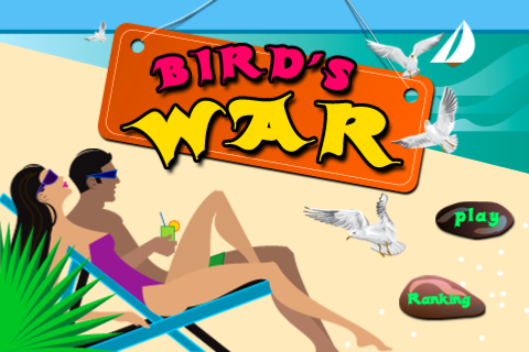 Screenshot Bird's war